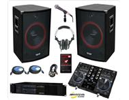 JB Systems - DJ Sound Set all you need in one package