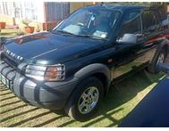 LAND ROVER FREELANDER BARGAIN