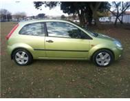 2005 FORD FIESTA 1.4ACCIDENT FREE 0739907569