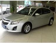 Chevrolet Cruze 1.6 LS 5-Door used for sale - 2012 Cape Town