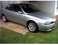 alfa 156 2.0 ts face lift
