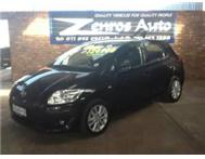 2008 Toyota Auris 180 Rs