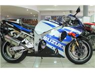 Suzuki GSXR 1000 Blue from R1300pm ... Johannesburg