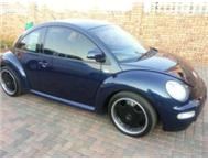 VW BEETLE - 75K neg.. - NO FAULTS