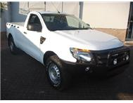 2012 FORD RANGER 2007 - ON RANGER 2.5i XL P/U S/C Petrol