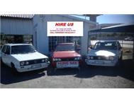 Rent/Hire these cars for a month OR TO OWN From R100 pday