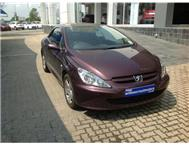2004 PEUGEOT 307 2.0CC S/H AA TESTED FULL LEATHER NO DEP.(VISIT US @WWW.HELLOPETER.COM) #8827