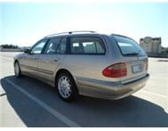 2001 Mercedes E320 Estate - Immaculate - BARGAIN @ R79 000
