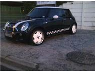 Mini Cooper S with FSH - only 129 000km on the clock!