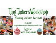 Tiny Tinkers Baking Workshop