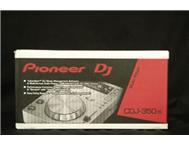 Pioneer DJM-CDJ-350 CD/MP3/USB Digital Media Package-R8400