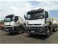Renault Karax 400HP trucks for sale