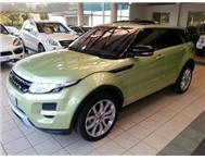 2013 LAND ROVER RANGE ROVER EVOQUE SD4 DYNAMIC