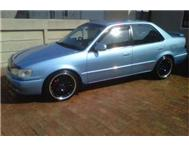 Toyota corrola rxi in good condition