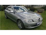 Mercedes Benz C350 Avantgarde Rustenburg