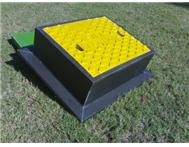 Polymer Drain Covrs And Frames in General items Gauteng Hammanskraal - South Africa