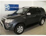 Toyota - Fortuner II 3.0 D-4D Raised Body Auto