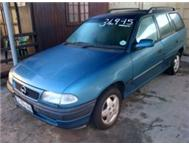 OPEL ASTRA STATION WAGON @ ONLY R34995!!