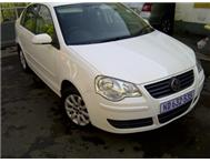 2008 POLO TIPTRONIC 1.6 AUTO