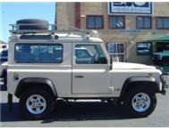 2.8i defender 90 in mint cond lady owner