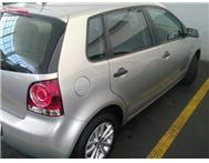 Vw polo vivo - accident damaged stripping 4 spares