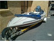 17ft speed boat