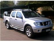 Nissan navara 2007 2.5dci 4x4 for sale