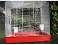 BRAND NEW CAGES FOR BUDGIES FINCHES HAMSTERS ETC