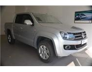 VW Amarok Double Cab Highline 2.0BiTDi 4Motion 120kw (27727)