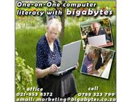 1-on-1 Adult Computer literacy classes