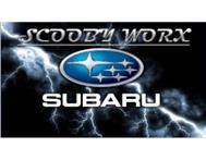 SUBARU INDEPENDENT SERVICE AGENT REPAIRS MAINTENANCE SPARES