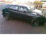 VW Citi Golf CTI