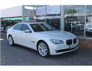 BMW - 750i (F01) Steptronic