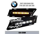 BMW E90 318i 320i 323i 325i 330i DRL LED Daytime Lights