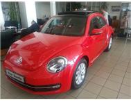 2013 VOLKSWAGEN BEETLE Design 1.2 TSI Turbo