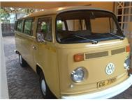 1974 kombi bay window Mossel Bay