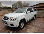 Mazda BT 50 CRDI Double Cab 2011