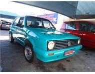 VW CITI GOLF 1.3