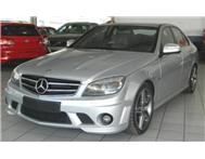 Mercedes Benz - C 63 AMG Speedshift 7G-Tronic