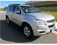 2012 Chevrolet Trailblazer 3.6 V6 LTZ 4x4