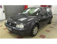 2002 VW Golf 4 1.6 Trendline Full Service History Only 162000km