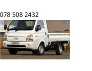 BAKKIE FOR HIRE IN KEMPTON PARK