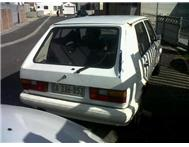 golf mrk 1 1985 model 1600 breaking up for spares