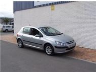 2005 PEUGEOT 307 1.6 XT (168000 KMS FSH ONE OWNER)