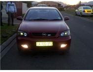opel astra 2lt turbo coupe - not negotiable