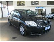 2008 TOYOTA AURIS 160 RT