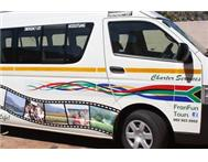 Daily City Shuttle from Blouberg