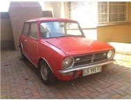 Leyland Mini Clubman 70 s model Potchefstroom