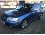 Subaru Forester 2.5 XS Manual