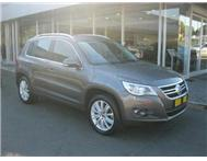 2011 VOLKSWAGEN TIGUAN trend & fun 4x2 bluemotion